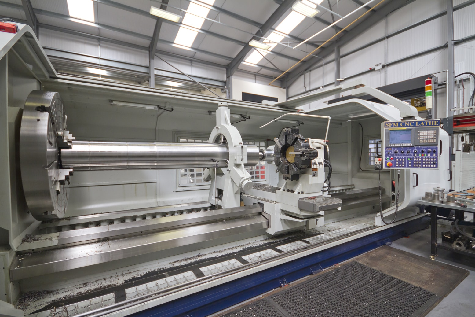 Large Heavy Machining